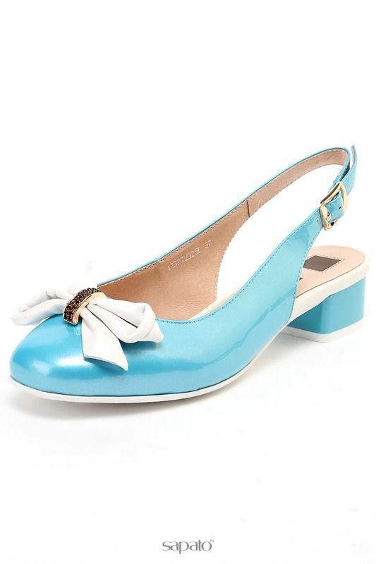 Туфли BALEX GRAND Туфли голубые