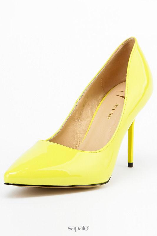 Туфли SP Туфли жёлтые