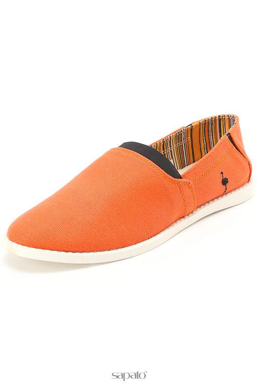 Туфли NEXPERO Туфли оранжевые