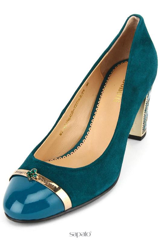 Туфли BONETTI Туфли зеленые