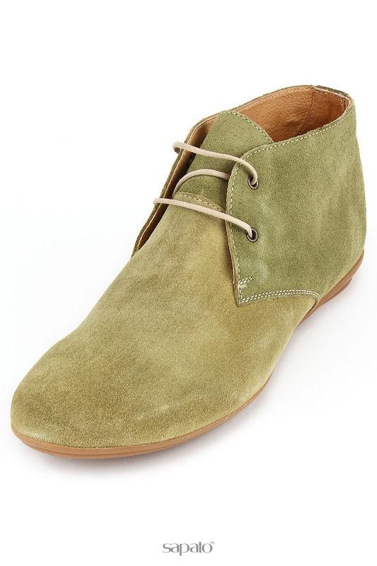 Ботинки Piranha Ботинки зеленые