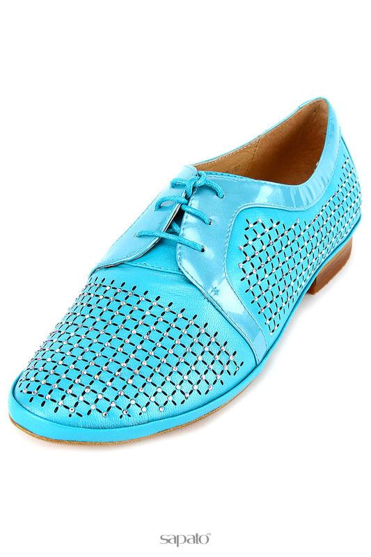 Ботинки Vitacci Полуботинки голубые
