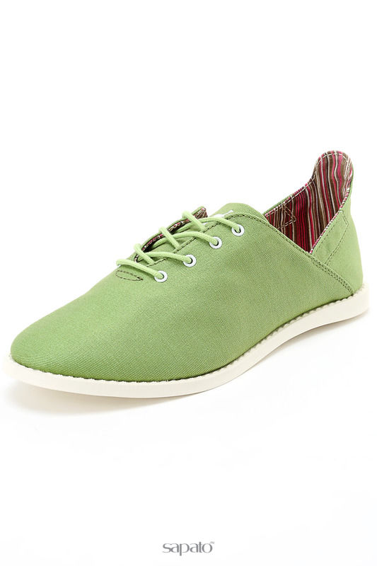 Кеды NEXPERO Туфли зеленые