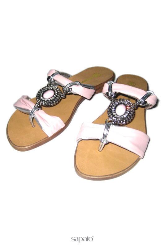 Шлепанцы E-Skye Туфли розовые