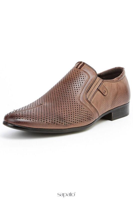 Ботинки Wilmar Полуботинки коричневые