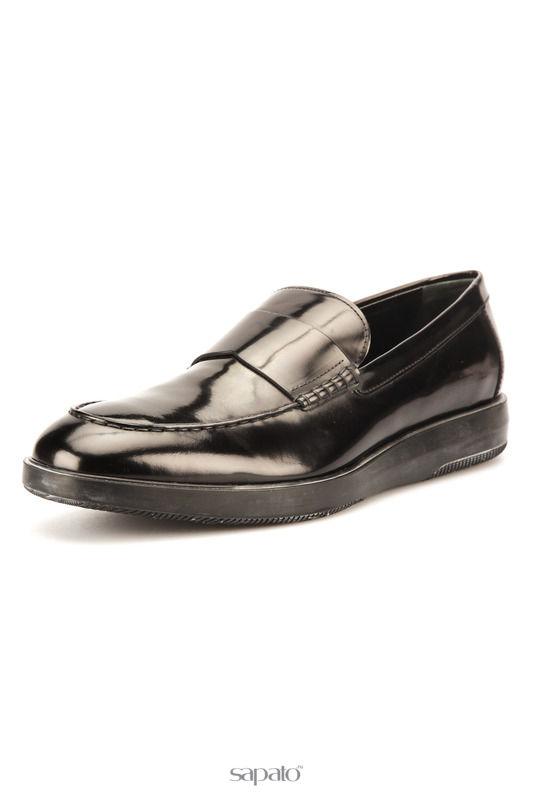 Туфли Hogan Туфли коричневые