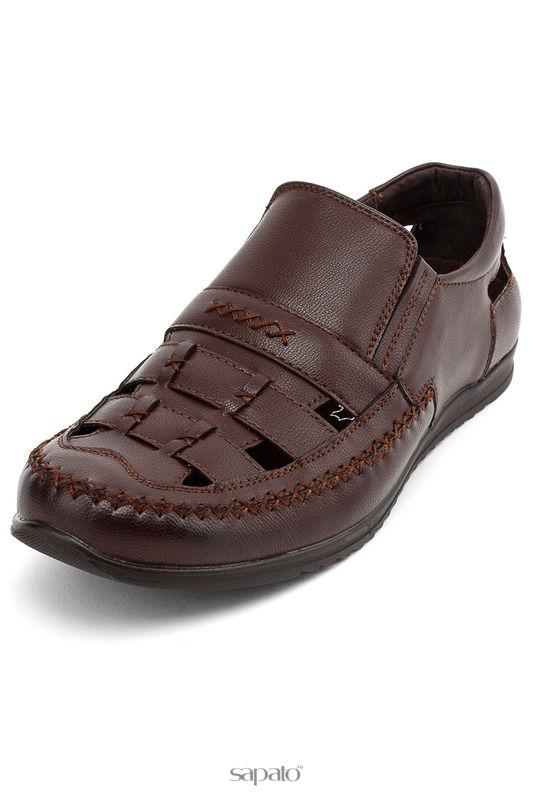 Туфли Tesoro Туфли открытые коричневые