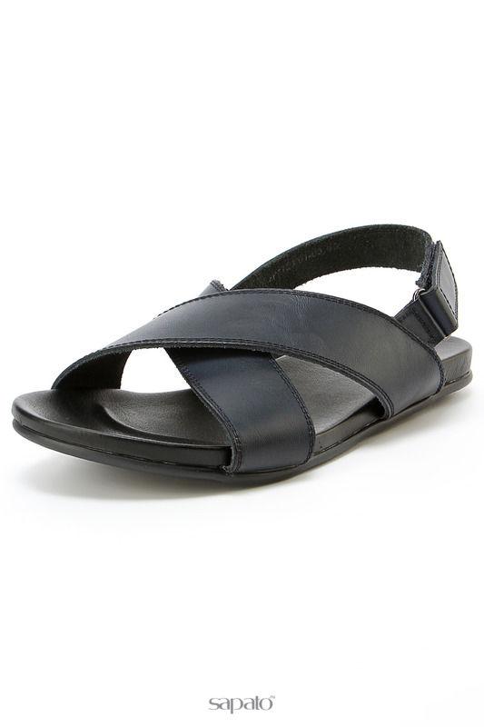 Туфли CROSBY Туфли открытые синие