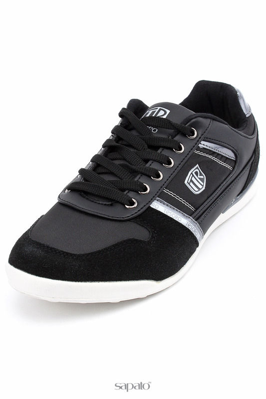 Ботинки Tesoro Полуботинки чёрные
