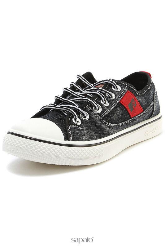 Ботинки Mtv Полуботинки чёрные