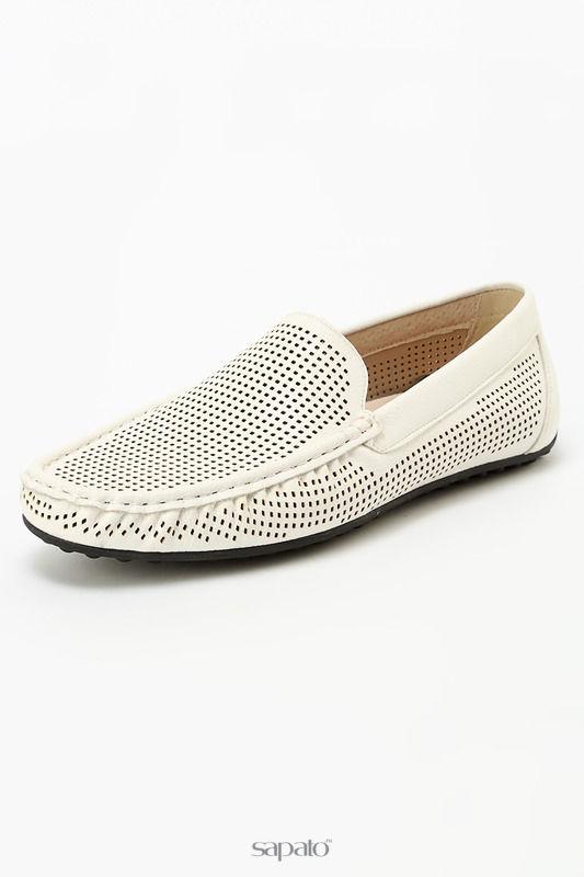 Ботинки Keddo Полуботинки белые
