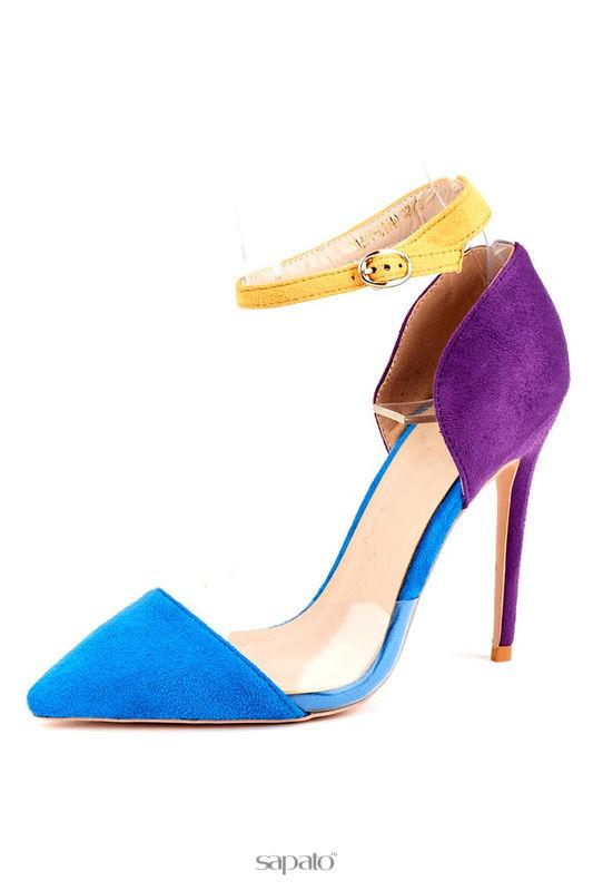 Босоножки Riccorona Босоножки фиолетовые