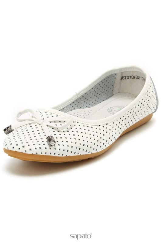 Туфли CROSBY Туфли белые