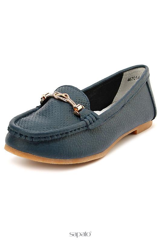 Туфли CROSBY Туфли синие