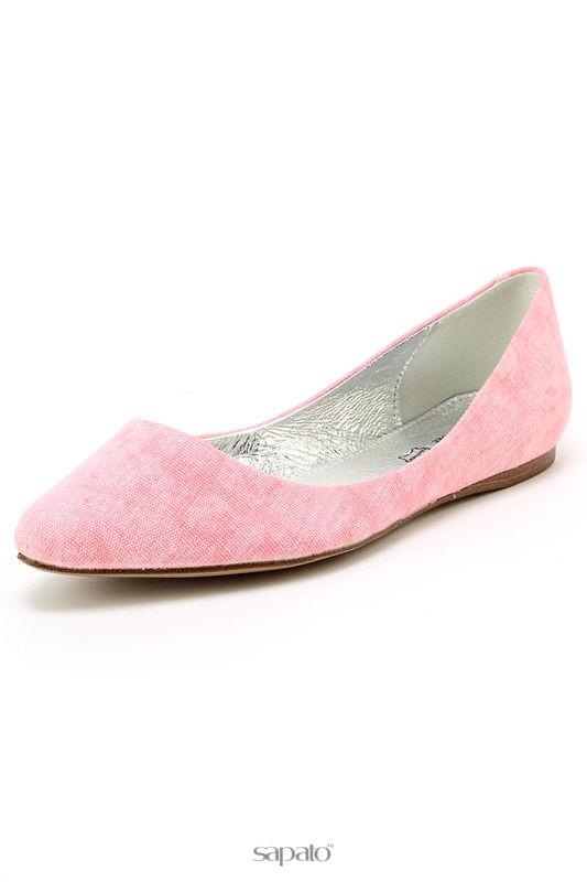Туфли Keddo Туфли закрытые розовые