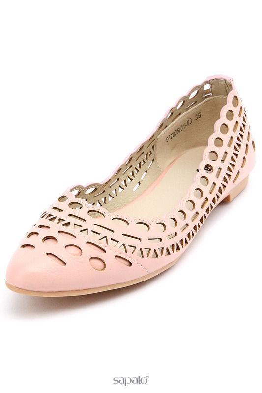 Туфли Betsy Туфли розовые