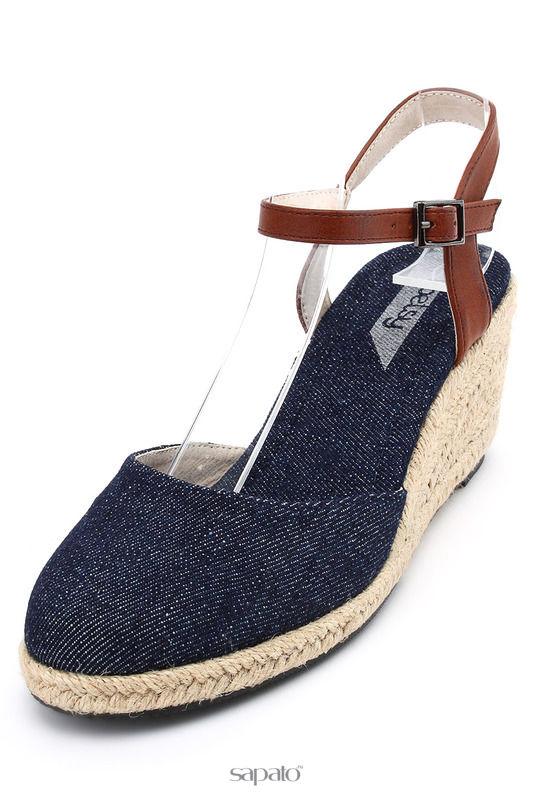 Туфли Betsy Туфли открытые коричневые