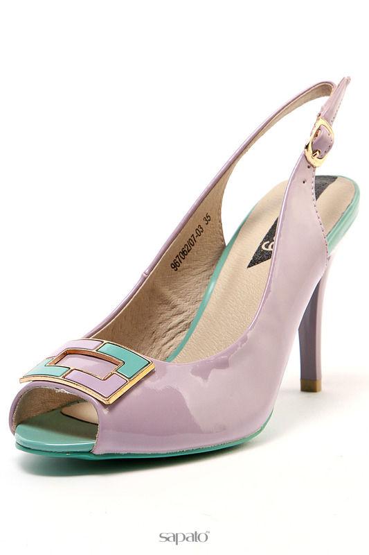 Туфли Betsy Туфли открытые фиолетовые