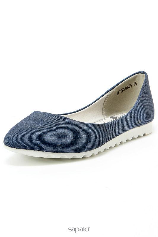 Туфли Betsy Туфли синие