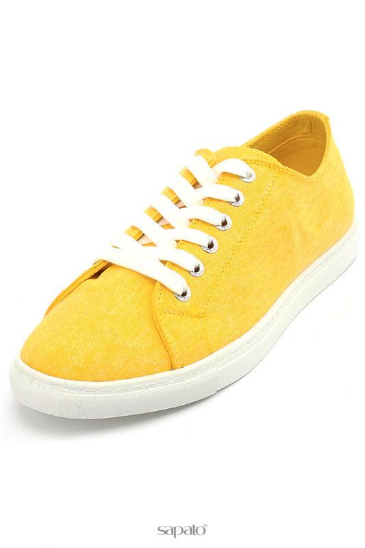 Ботинки Keddo Полуботинки жёлтые