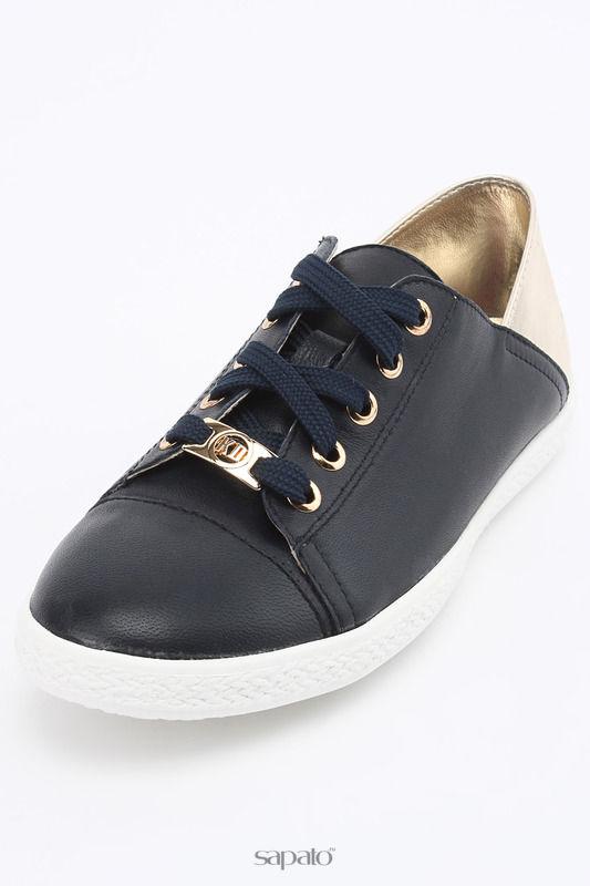 Ботинки Keddo Полуботинки золотистые