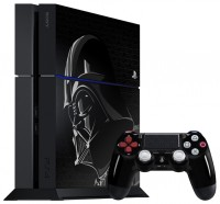 Sony PlayStation 4 1 ТБ Star Wars Battlefront Limited Edition