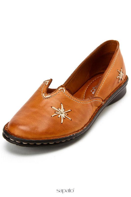 Туфли Goergo Туфли летние коричневые