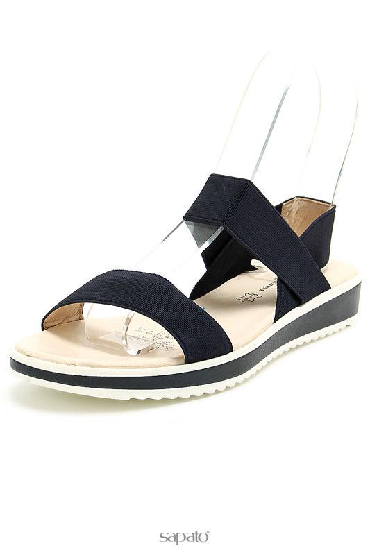 Босоножки Keddo Туфли открытые синие