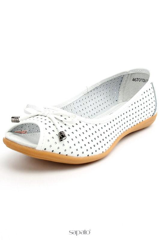 Туфли CROSBY Туфли открытые белые