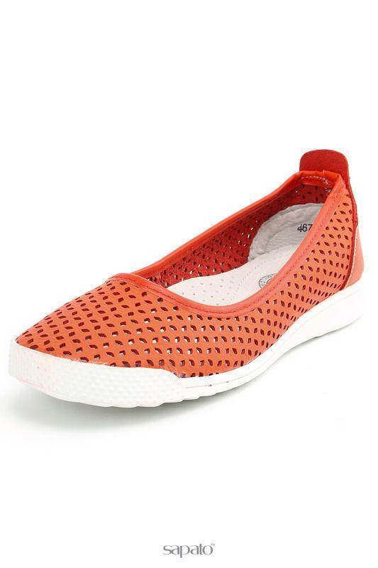Туфли CROSBY Туфли красные