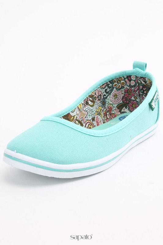 Туфли CROSBY Туфли зеленые