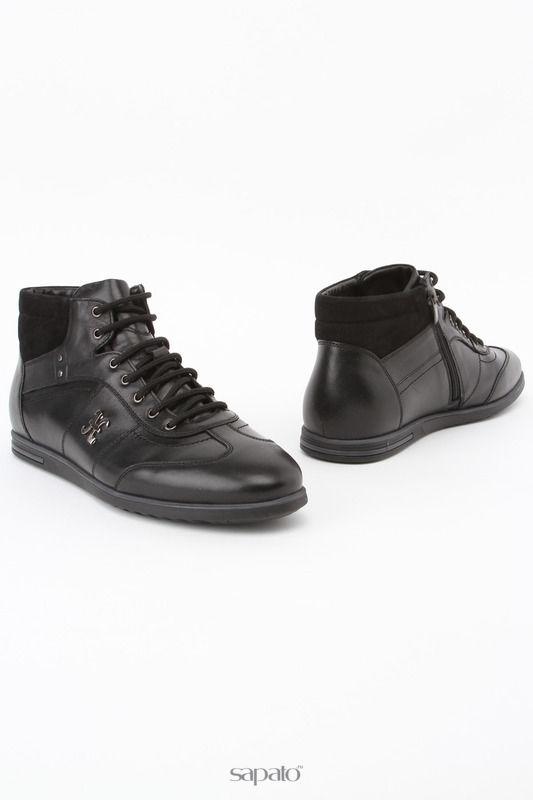 Ботинки ROBERTO RONETTI Ботинки чёрные