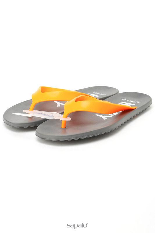 Шлепанцы De Fonseca Шлепанцы оранжевые