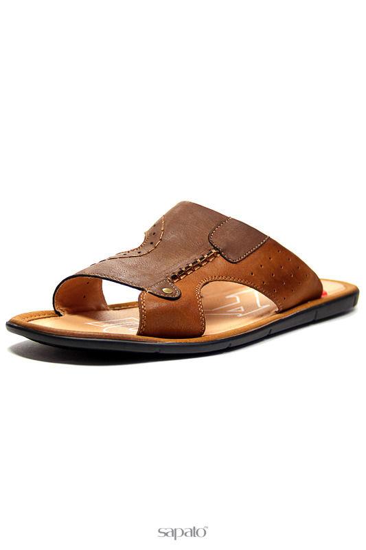 Туфли Marko Туфли открытые коричневые