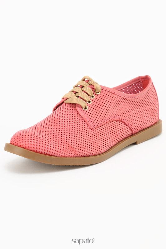 Ботинки Ridlstep Полуботинки розовые