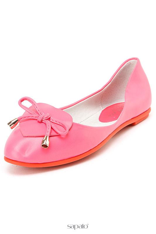 Балетки Dino Ricci trend Балетки розовые