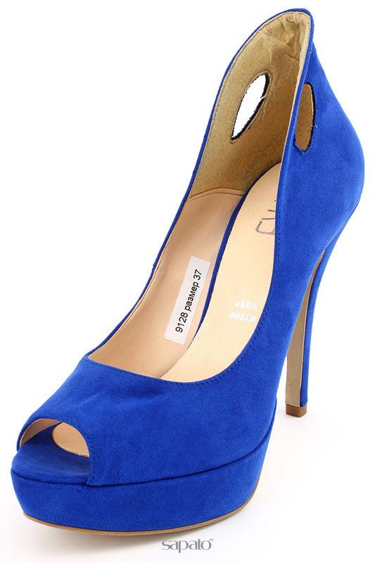 Туфли J.FRY Туфли синие