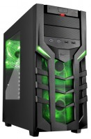 Sharkoon DG7000 Black/green