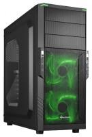 Sharkoon T3-W Black/green