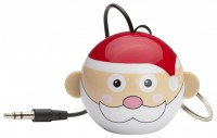 Kitsound Mini Buddy Father Christmas