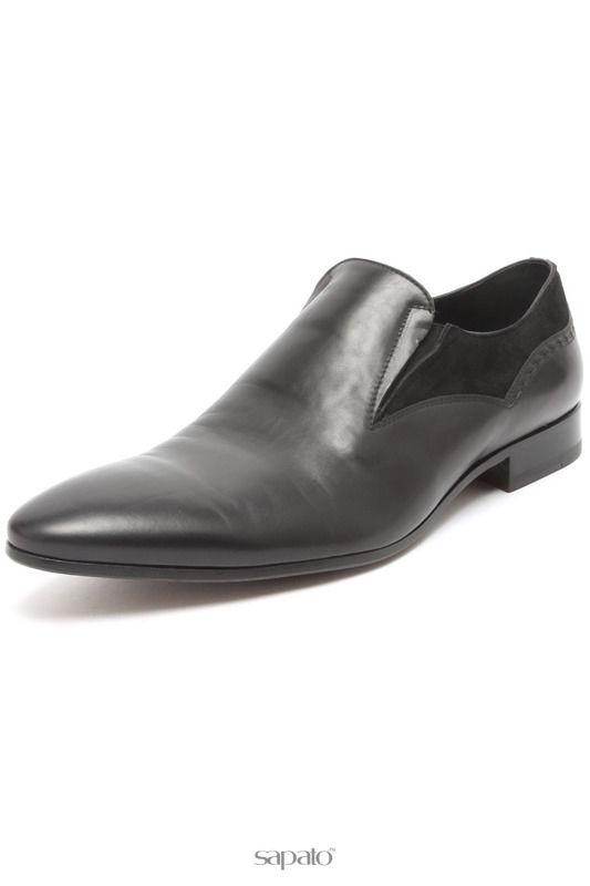 Туфли Alberto Guardiani Туфли чёрные