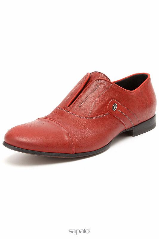Туфли Alberto Guardiani Туфли красные