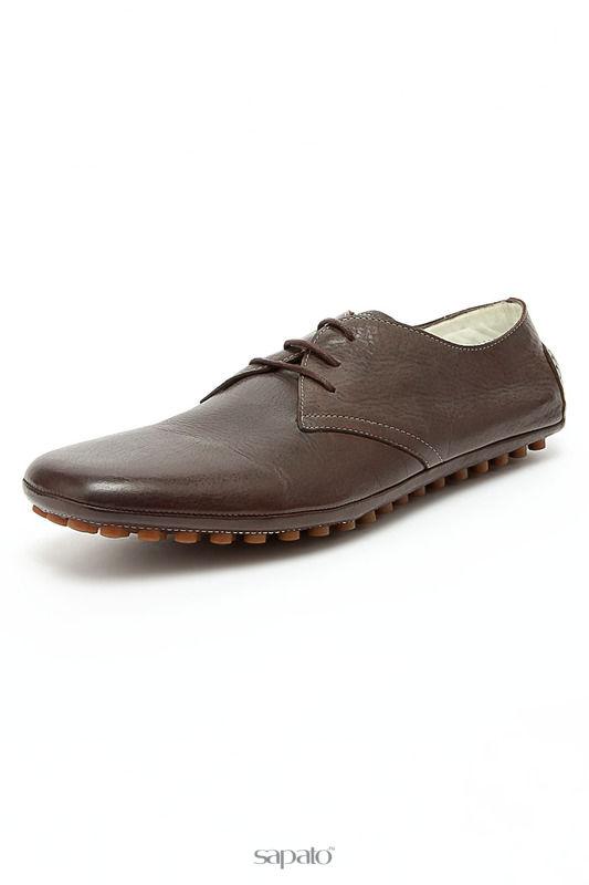 Туфли Armani Jeans Туфли коричневые