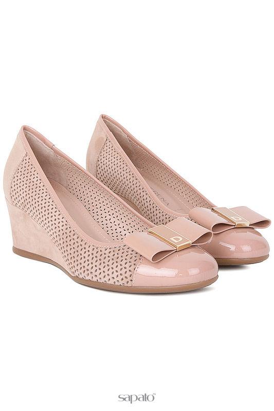 Туфли Donna Serena Туфли розовые