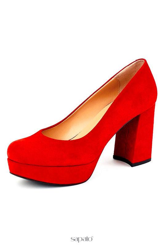 Туфли LOTTINI Туфли красные