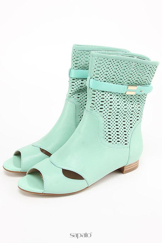 Ботинки Carlabei Ботинки летние зеленые