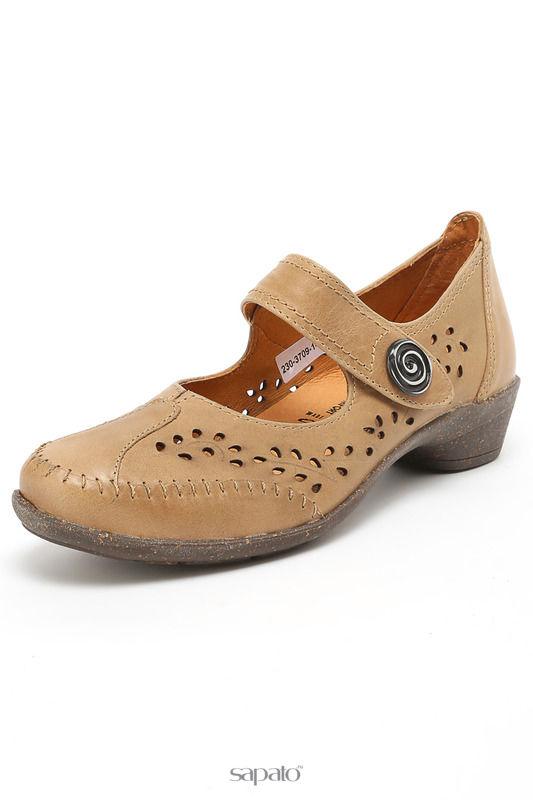 Туфли Comodo Туфли коричневые
