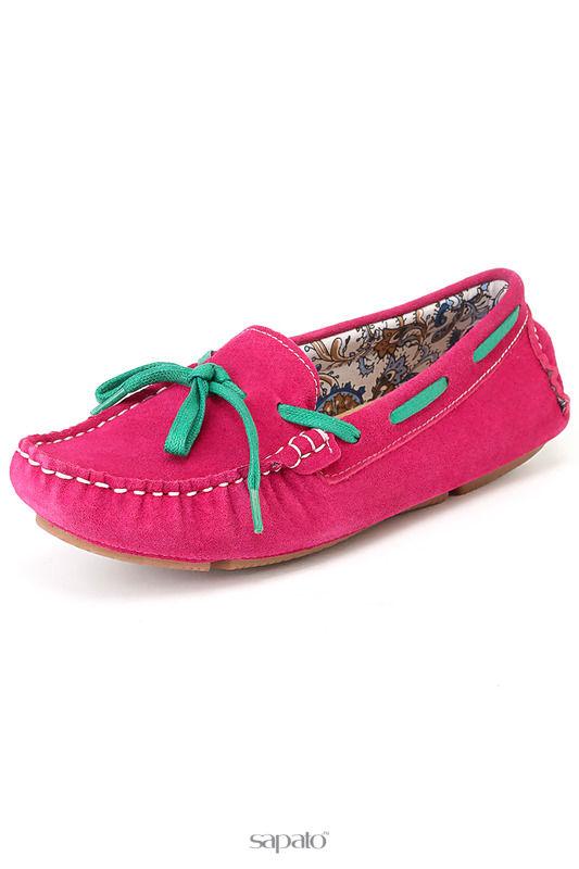 Туфли Dino Ricci trend Туфли розовые