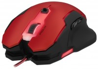 SPEEDLINK SVIPA Red-Black USB