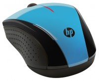 HP X3000 Blue Wireless Mouse K5D27AA Blue-Black USB